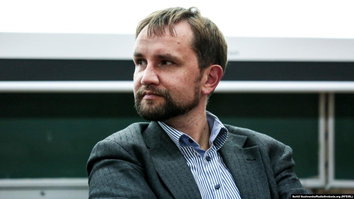 Правительство уволил Вятровича с должности главы Института нацпамяти