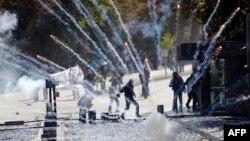 Демонстрации во источна Турција.