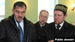 Юныс-Бәк Евкуров (c), Илдар Баязитов