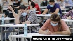 Examen în România, poză generică