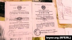 Документи батька Діляри Ісмаїлової