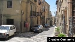Улица города Корлеоне