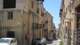 Город Корлеоне, Сицилия