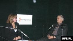 Ziyadxan Əliyevlə söhbət, 19 oktyabr 2006