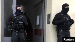 Pjesëtarë të njesisë speciale të policisë gjermane