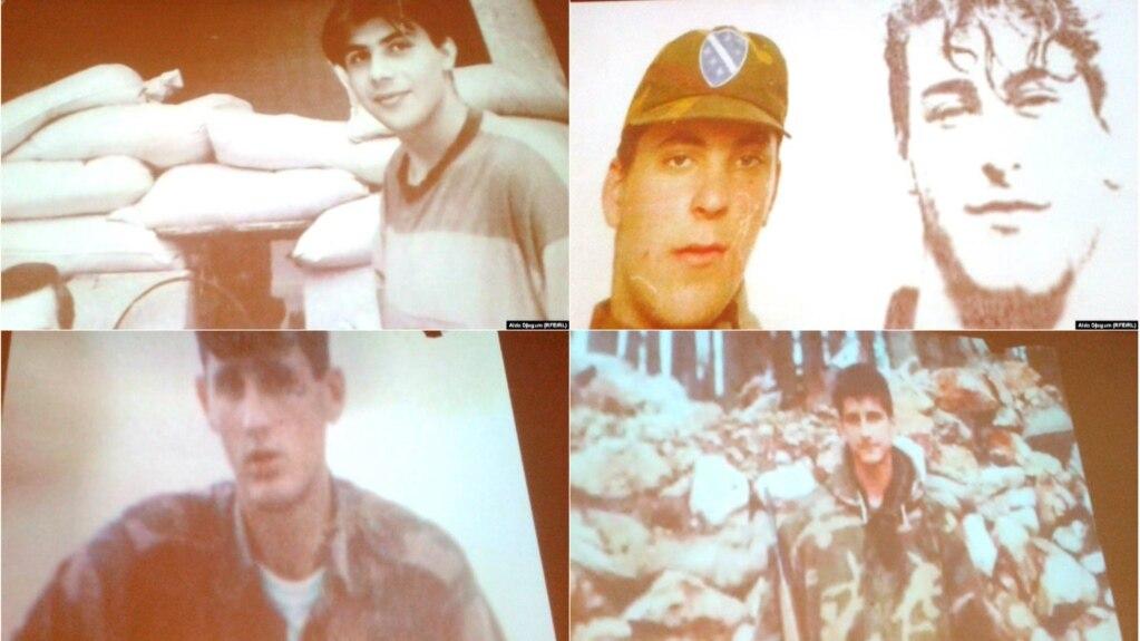 Fotografije maloljetnih dobrovoljaca u odbrani Bosne i Hercegovine