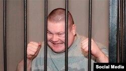 Вячеслав Дацик за решеткой