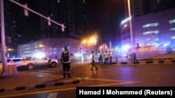 Дубаи, полицин ницкъаш