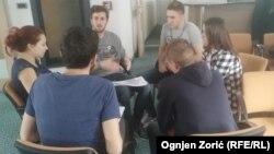 Mladi Kosova i Srbije u Beogradu