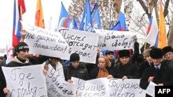 Чеченские правозащитники ожидают новых акций протеста в связи с освобождением Буданова
