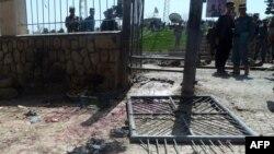 Pas sulmit në Majmana, 04 prill 2012