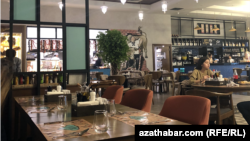 Кафе в Ашхабаде (иллюстративное фото)
