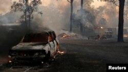 Posledice velikih požara u Australiji, ilustrativna fotografija
