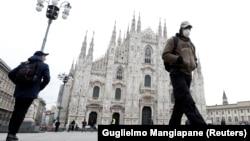 Milano, Itali, 5 mars, 2020.