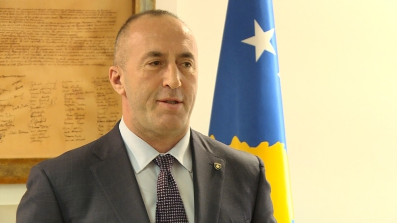 Kosovo PM Proposes Conference To Normalize Relations With Serbia