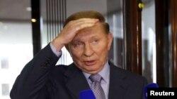 Представник України в Контактнійгрупі, екс-президент Леонід Кучма