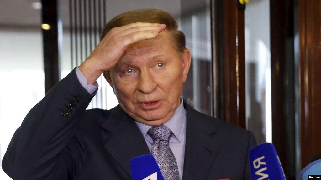 Кучма: Росія спекулює напитанні виборів наокупованому Донбасі
