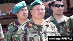 جنرال مراد علی مراد معاون لوی درستیز اردوی ملی افغانستان