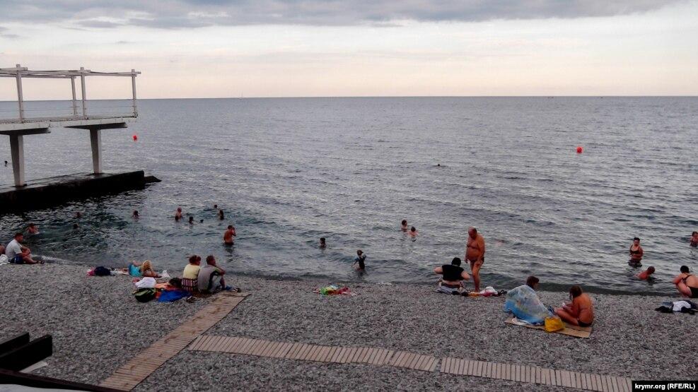 Туристы изУкраины стали ездить вКрым вдвое чаще
