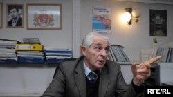 მურმან ჩხოტუა, აფხაზეთის ავტონომიური რესპუბლიკის დევნილი სახალხო დამცველი