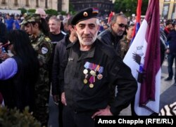 """Varazdat Mkrtchian: """"Sarkisian wasn't running Armenia like a country, he was running it like his own personal fiefdom."""""""