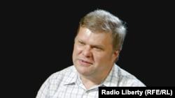 """Лидер партии """"Яблоко"""" Сергей Митрохин"""