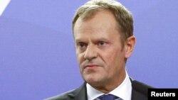 Председатель Европейской комиссии Дональд Туск.