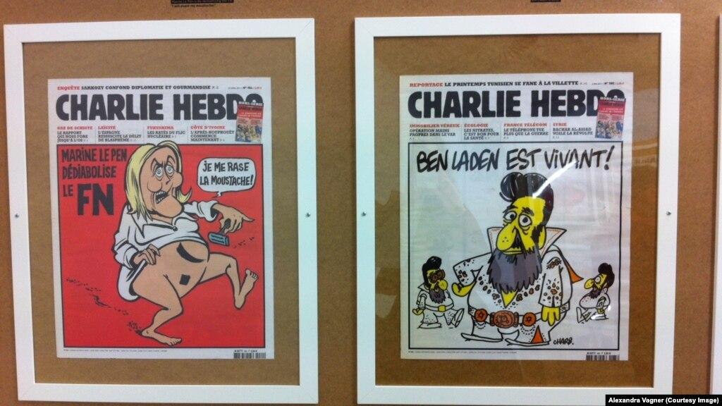 карикатуры шарли эбдо на пророка мухаммеда