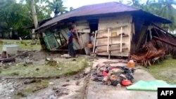 Индонезияда 2010 йил октябрда ҳам 7.7 даражали ер силкиниши ва кучли цунами бўлган, аҳолига катта талофот етган эди.