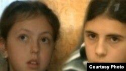 Ина и Аня поменялись родителями