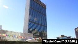 Ndërtesa e OKB-së në Nju Jork