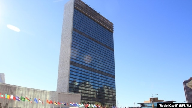 Some diplomats at the UN are not amused.