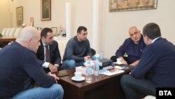 Бойко Борисов свика кризисния щаб за Перник във вторник следобeд
