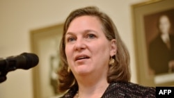 "U.S. Assistant Secretary of State Victoria Nuland: ""There are more things we can do"""