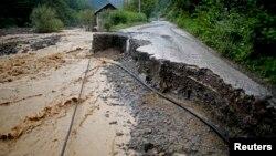 Poplave u BiH, Željezno Polje, ilustrativna fotografija