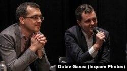 Nicușor Dan și Vlad Voiculescu, contracandidați în cursa internă a alianței USR PLUS, doi oameni de onoare