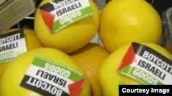 Израильские фрукты в некоторых магазинах ряда стран ЕС призывают сегодня бойкотировать