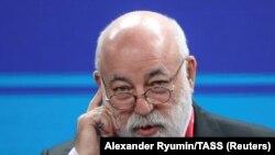 Российский миллиардер Виктор Вексельберг.