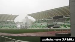 "Turkmenistan. ""Ashgabat"" stadium. 12Dec2012"