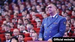 Хуршед Каримзода, председатель Таможенной службы Таджикистана