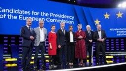 Kandidati za izbor lidera EK