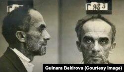 Джелял Меинов в тюрьме