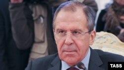 Ministri i jashtëm rus Sergei Lavrov