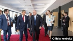 La întîlnirea de la Sofia a președintelui Timofti cu premierul României, Dacian Cioloș