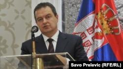 Mi smo naravno zainteresovani za prava Srpskog naroda koji živi u Crnoj Gori: Ivica Dačić