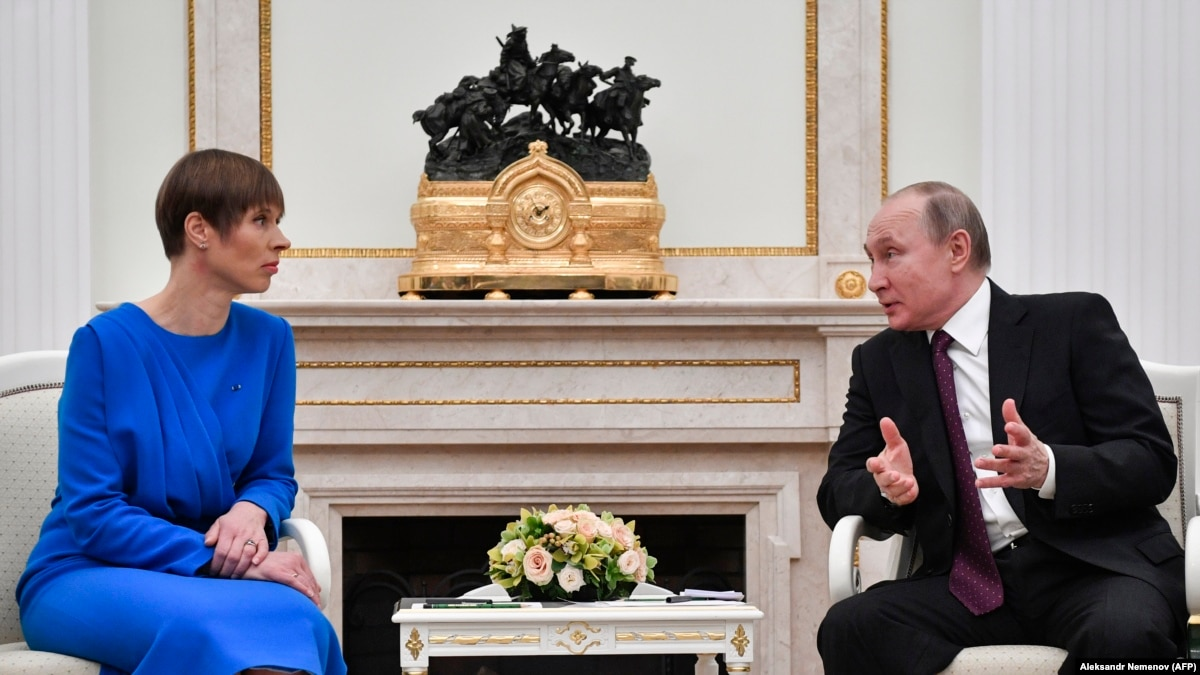 Виталий Портников: «Не нужно приглашать Путина в Таллинн»