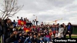 Түркиядагы кыргыз студенттери.
