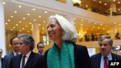 Исполнительный директор МВФ Кристин Лагард предупреждает, что американский дефолт может повлиять на мировую экономику