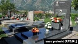 Grob kontraadmirala Krsta Đurovića, Kotor, Crna Gora