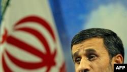Iran's President Mahmud Ahmadinejad